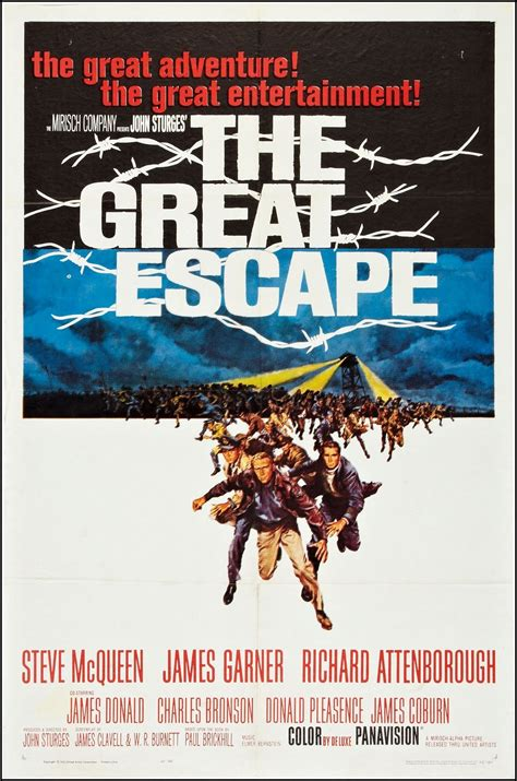 The Great Escape great escape cinefilles
