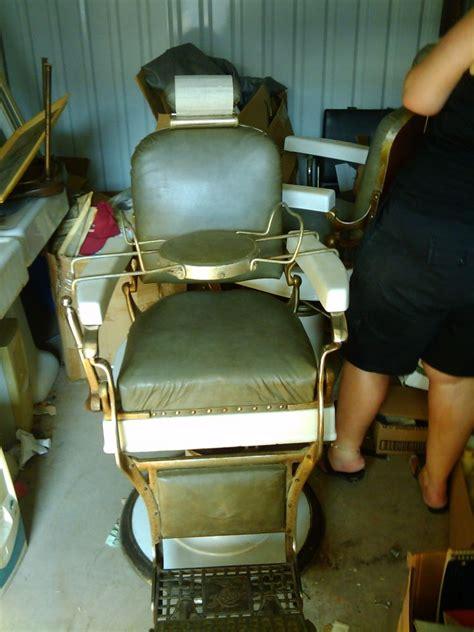 chair barber shop hours 1926 koken barber chair