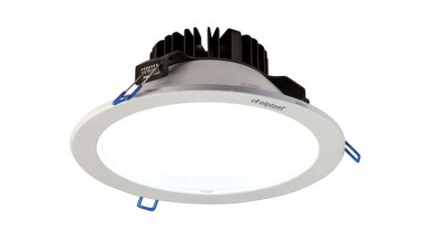 Lu Downlight Interior downlight led beghelli elplast
