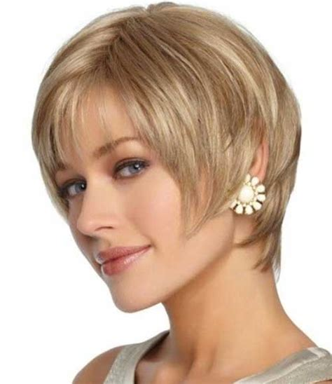 best short ash blonde hair style for older ladies short hairstyles short thin hairstyles for women 2016