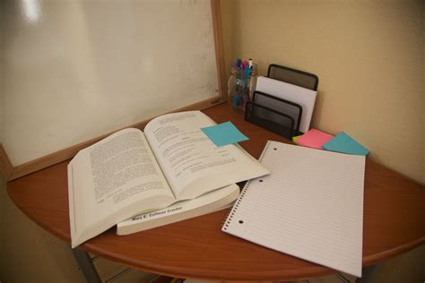 how to use spaces how to create a study space for high school girls 4 steps