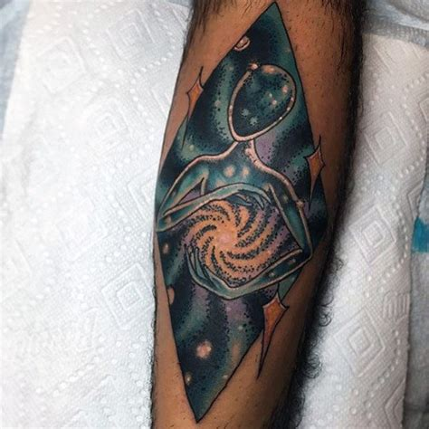 universe tattoo hand 75 universe tattoo designs for men matter and space