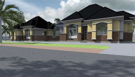 nigeria bungalow house design nigeria house plans designs