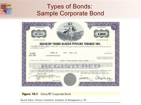 bond certificate template chapter 10 the bond market
