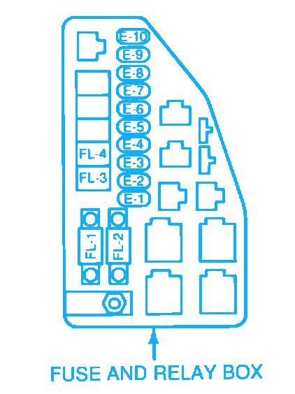 geo storm   relay fuse boxblock circuit breaker