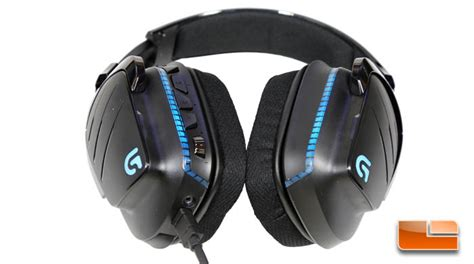 Headset Logitech G633 logitech g633 artemis spectrum rgb 7 1 surround gaming headset review legit reviewslogitech