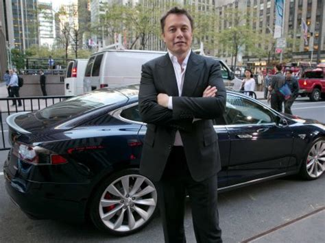 Tesla Motors Elon Musk Elon Musk In Less Than 20 Years Owning A Car Will Be