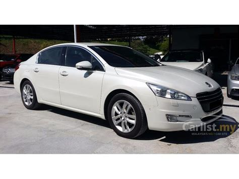 peugeot model 2013 peugeot 508 2013 premium 1 6 in selangor automatic sedan