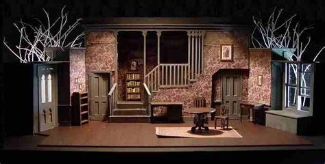 theatre set design lighting design the two and search