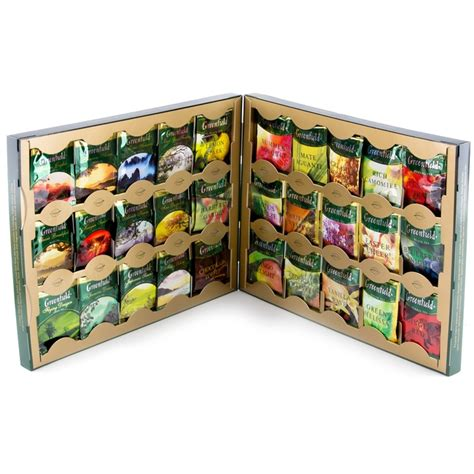GreenField Premium Tea Collection ? Gourmet Coffee Beans and Tea ? Oh! Nuts®