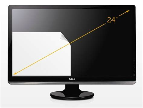 Monitor Led Dell 24 Inch dell st2421l 24 inch screen led lit monitor discontinued by manufacturer