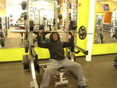 military press or bench press incline military press 115x12 youtube