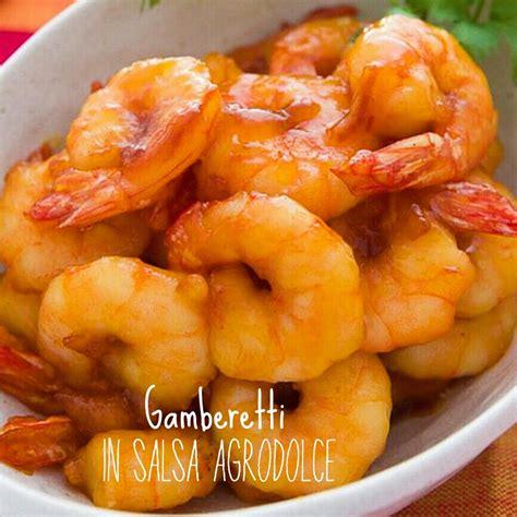 come cucinare i gamberetti sgusciati gamberetti in salsa agrodolce ricetta cinese