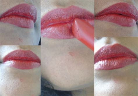 Lipstick And Blood besame cosmetics 1922 blood lipstick review