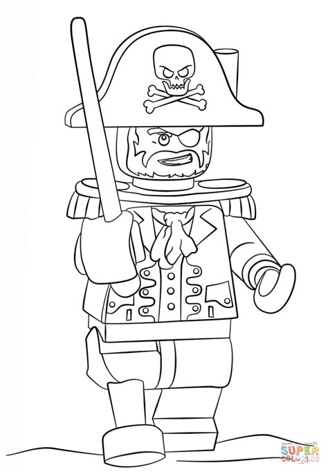 coloring pages lego pirates of the caribbean lego pirate coloring page free printable coloring pages