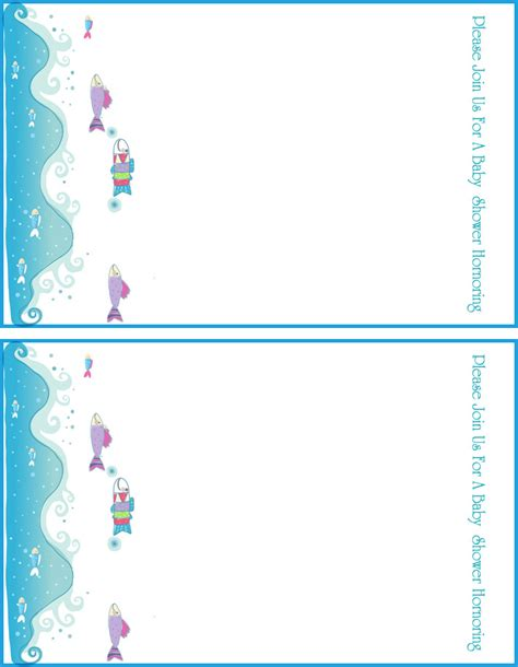 Baby Boy Card Template by Free Baby Shower Invitations Free Printable Baby Shower