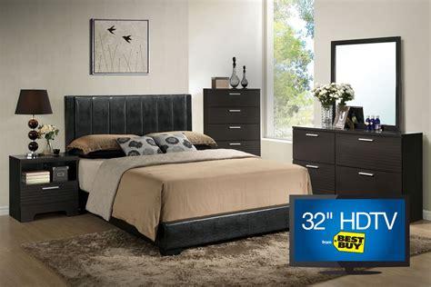 tv bedroom furniture burbank bedroom set with 32 quot tv