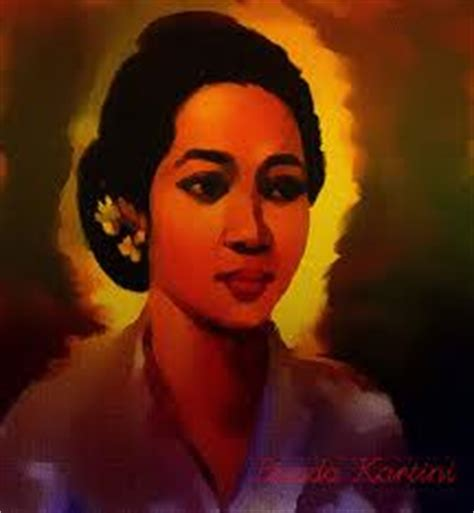 biodata kartini arya vee biografi ra kartini pahlawan emansipasi wanita