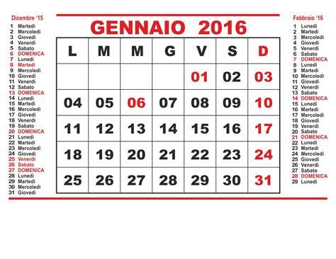 calendario da tavolo gratis calendario 2016 mensile da tavola arial 15 5 215 12 grafica