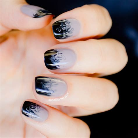 Easy Nail Art Ombre | 10 best nail designs of 2013 by sonailicious