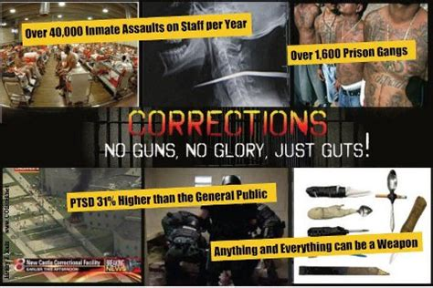 Correctional Officer Week by Wasted Honor Say What You Need To Say No Guns