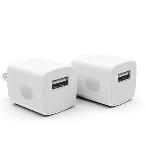 Charger Adaptor Iphone 5 6 7 Iphone5s 6s 6 7 7 Plus 6 Plus Ios 10 Pr powerjive travel wall home usb charger adapter for iphone 3 4 4s 5 5s 6 6s 7 plus and ipod touch