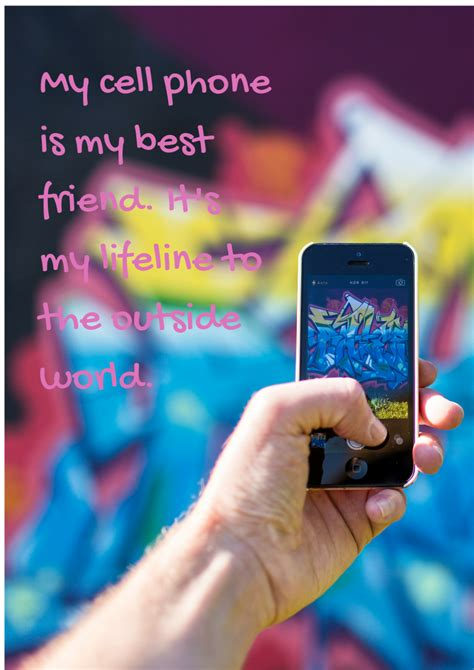 where is my mobile phone my cell phone is my best friend it s my lifeline to the