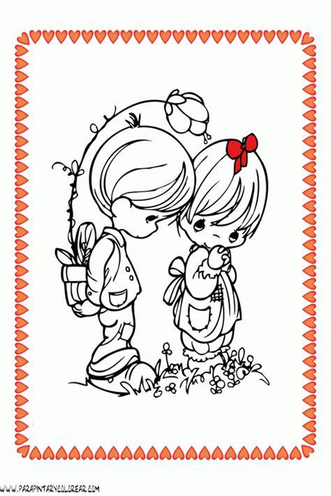 imagenes de amor para colorear para niños dibujos para colorear de amor 062
