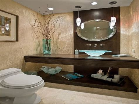 Related guest bathroom decorating ideas