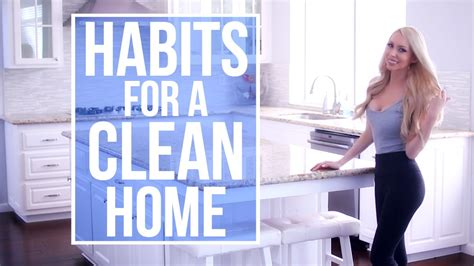 11 daily habits to keep a house clean and tidy clean and habits for keeping a clean house my daily cleaning rou