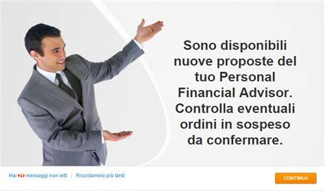 fineco area clienti personal financial advisor e consulenza fineco bank