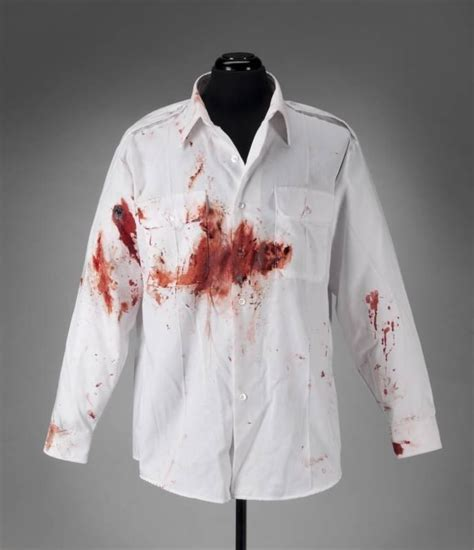 my bloody shirts bruce willis bloody shirt current price 300