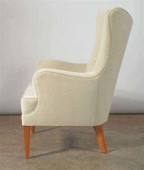 high wing  grace chair  sale  stdibs