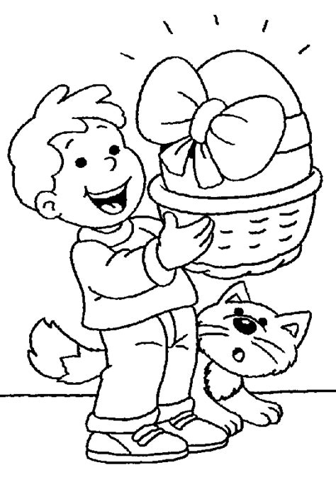 free coloring pages easter coloring pages for kids