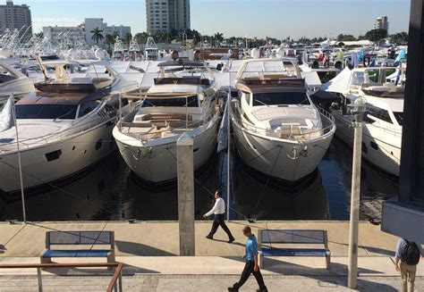 fort lauderdale boat show ticket prices fort lauderdale international boat show opens to crowds hoy