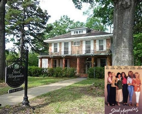 steel magnolias bed and breakfast quot steel magnolias quot house for sale in louisiana