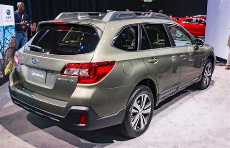 2020 Subaru Outback Concept by 2020 Subaru Outback Exterior Interior Engine