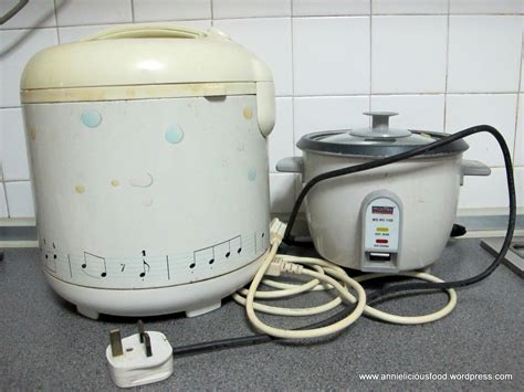 Jual Rice Cooker Mini Zojirushi review my zojirushi np hbq10 rice cooker part 1 annielicious food