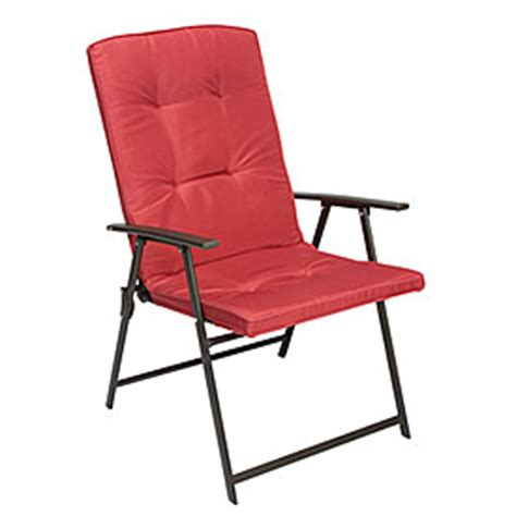 Padded Folding Patio Chairs View Oversized Folding Padded Chairs Deals At Big Lots