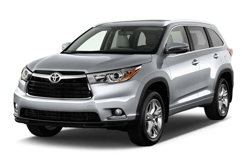 m toyota 2014 toyota highlander review automobile magazine