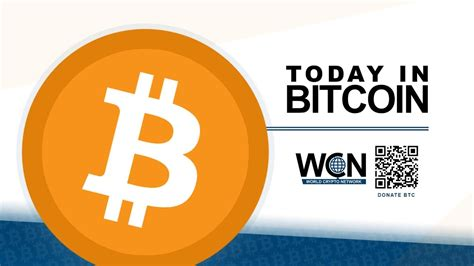 Bitcoin News Today | centibits cryptocurrency news speculation videos