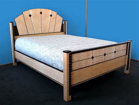 art bedding art deco bed