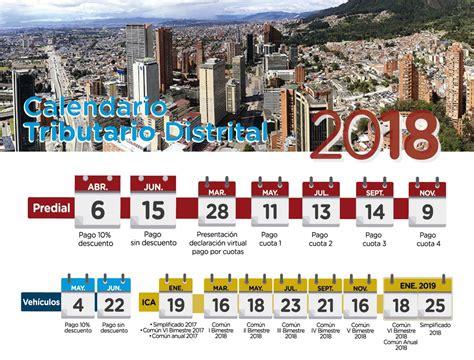 secretaria de hacienda bogota ica liquidcion liquidacion de impuestos vehiculos bogota calendario