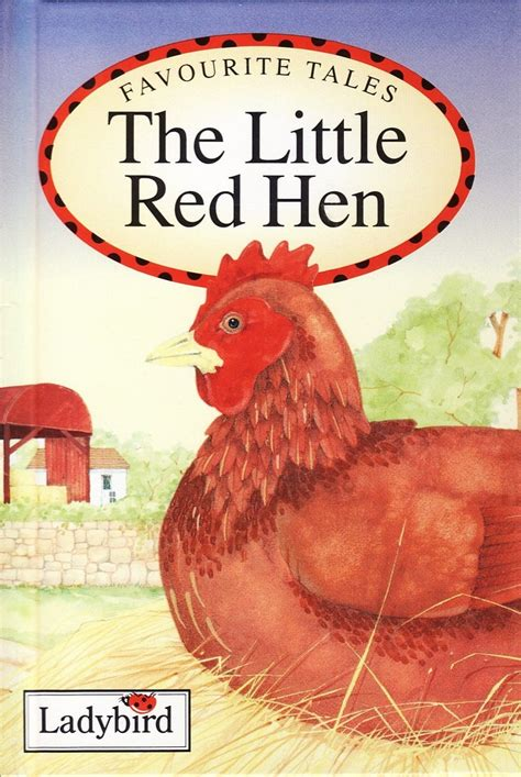libro the little red hen the little red hen ladybird book favourite tales series gloss hardback 1993
