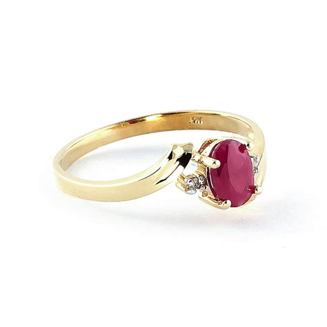 14k gold ruby embrace ring gj3029y gifted