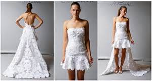 bridal wedding reception dresses 2013 wedding dresses for the reception onewed