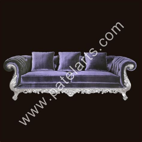 silver sofa set silver royal silver sofa set