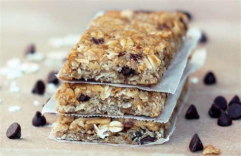healthy energy bars recipe chewy granola energy bar recipe