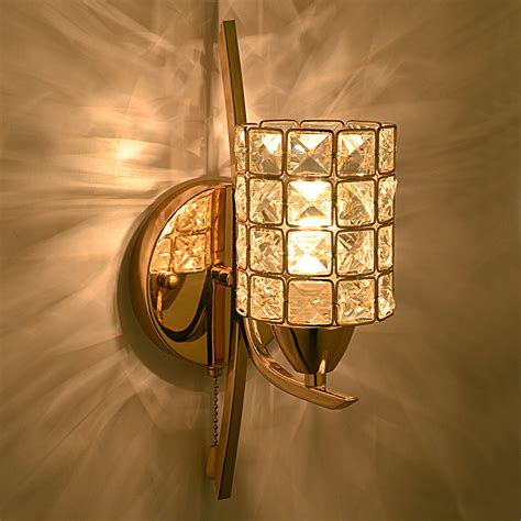 hotel bedroom wall lights hotel bedroom wall lights modern crystal led wall light for home hotel aisle bedroom