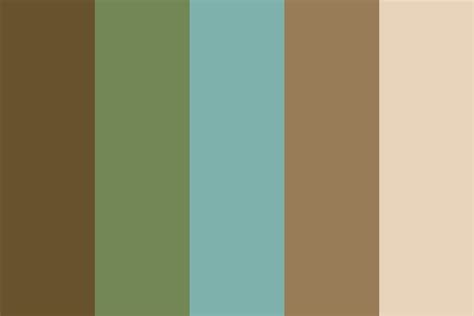 rustic color palette rustic charm color palette
